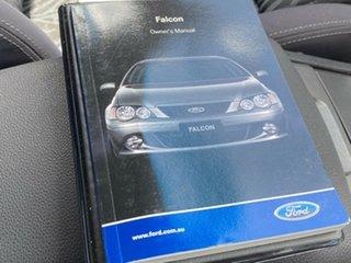 2004 Ford Falcon BA XR6 Turbo Silver 4 Speed Sports Automatic Sedan