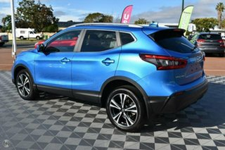 2019 Nissan Qashqai J11 Series 2 ST-L X-tronic Blue 1 Speed Constant Variable Wagon.