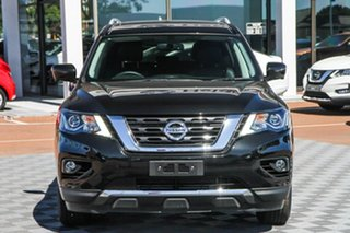 2020 Nissan Pathfinder R52 Series III MY19 ST-L X-tronic 4WD Diamond Black 1 Speed Constant Variable