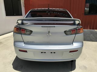 2014 Mitsubishi Lancer CJ MY14.5 ES Sport Silver 5 Speed Manual Sedan