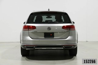 2016 Volkswagen Passat 3C MY16 Alltrack 140 TDI Silver 6 Speed Direct Shift Wagon