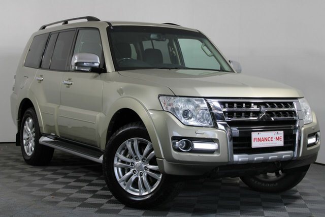 Used Mitsubishi Pajero NX MY15 GLX Wayville, 2014 Mitsubishi Pajero NX MY15 GLX Gold 5 Speed Sports Automatic Wagon