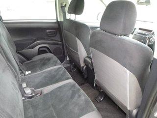 2011 Mitsubishi Outlander ZH LS Grey Constant Variable Wagon