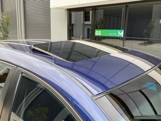 2010 Holden Captiva CG MY10 SX AWD Blue 5 Speed Sports Automatic Wagon.