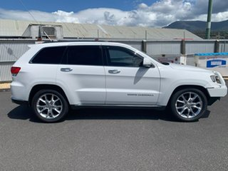 2013 Jeep Grand Cherokee WK MY2014 Summit White 8 Speed Sports Automatic Wagon.
