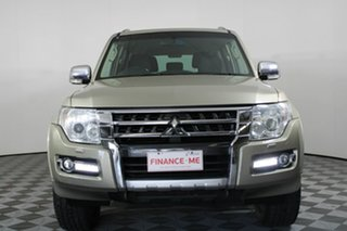 2014 Mitsubishi Pajero NX MY15 GLX Gold 5 Speed Sports Automatic Wagon