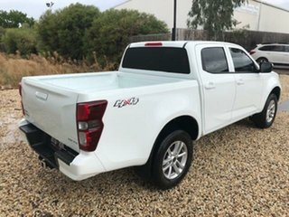 2020 Isuzu D-MAX TF MY19 LS-M (4x4) White 6 Speed Automatic Crew Cab Utility