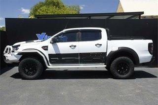2017 Ford Ranger PX MkII XL White 6 Speed Manual Utility