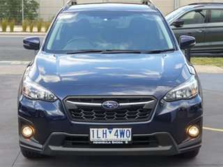 2017 Subaru XV G5X MY18 2.0i-L Lineartronic AWD Blue 7 Speed Constant Variable Wagon.