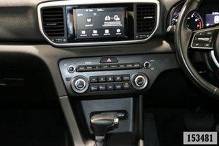 2019 Kia Sportage QL MY19 SI (FWD) Silver 6 Speed Automatic Wagon