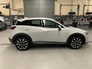 2020 Mazda CX-3 DK2W7A sTouring SKYACTIV-Drive FWD Ceramic 6 Speed Sports Automatic Wagon.