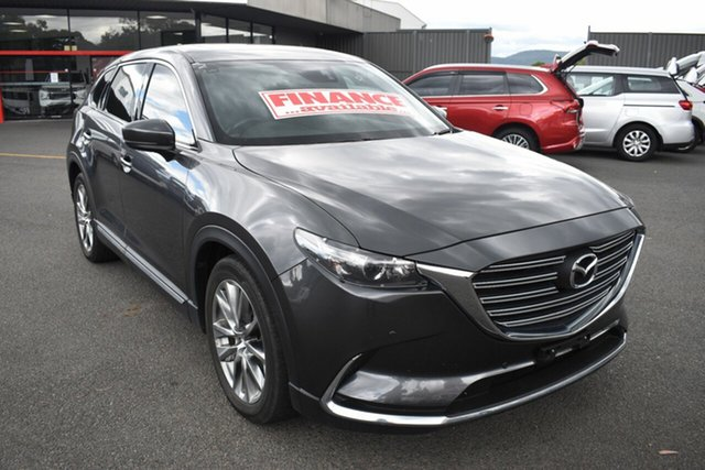 Used Mazda CX-9 TC GT SKYACTIV-Drive Wantirna South, 2016 Mazda CX-9 TC GT SKYACTIV-Drive Grey 6 Speed Sports Automatic Wagon
