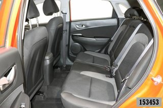 2019 Hyundai Kona OS.2 MY19 Active (FWD) Orange 6 Speed Automatic Wagon