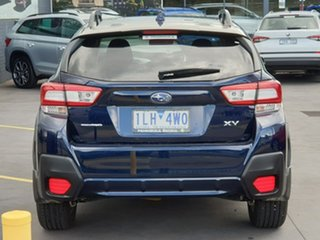 2017 Subaru XV G5X MY18 2.0i-L Lineartronic AWD Blue 7 Speed Constant Variable Wagon
