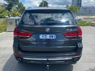 2014 BMW X5 F15 xDrive30d Grey 8 Speed Sports Automatic Wagon