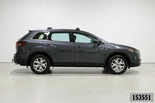 2015 Mazda CX-9 MY14 Classic (FWD) Grey 6 Speed Auto Activematic Wagon