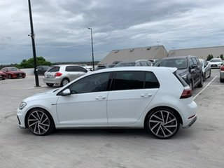 2017 Volkswagen Golf 7.5 MY18 R DSG 4MOTION White 7 Speed Sports Automatic Dual Clutch Hatchback