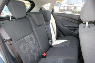 2010 Ford Fiesta WT LX Grey 6 Speed Automatic Hatchback