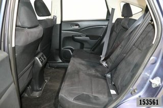 2014 Honda CR-V 30 MY14 VTi (4x4) Blue 5 Speed Automatic Wagon