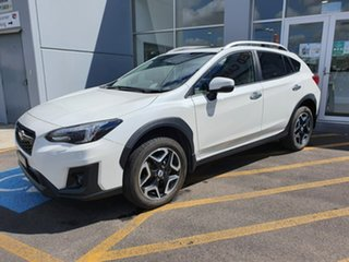 2018 Subaru XV G5X MY18 2.0i-S Lineartronic AWD White 7 Speed Constant Variable Wagon.