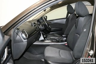 2014 Mazda 3 BM Neo Grey 6 Speed Automatic Sedan