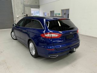 2016 Ford Mondeo MD Trend Blue 6 Speed Sports Automatic Dual Clutch Wagon