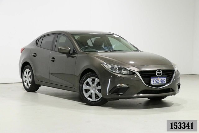 Used Mazda 3 BM Neo Bentley, 2014 Mazda 3 BM Neo Grey 6 Speed Automatic Sedan