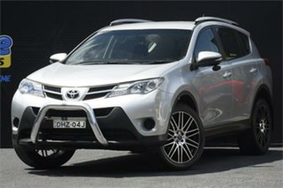 2014 Toyota RAV4 ZSA42R MY14 GX 2WD 7 Speed Constant Variable Wagon.
