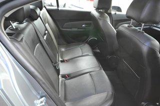 2010 Holden Cruze JG CDX Grey 6 Speed Automatic Sedan