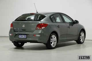 2015 Holden Cruze JH MY15 Equipe Grey 6 Speed Automatic Hatchback