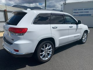 2013 Jeep Grand Cherokee WK MY2014 Summit White 8 Speed Sports Automatic Wagon