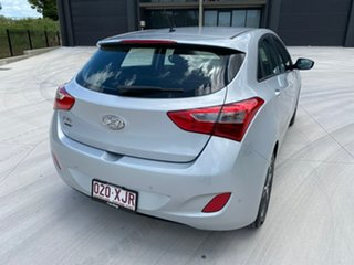 2016 Hyundai i30 GD4 Series II MY17 Active X Silver 6 Speed Sports Automatic Hatchback