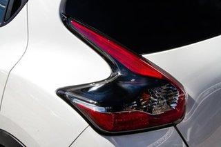 2019 Nissan Juke F15 MY18 Ti-S 2WD Ivory Pearl 6 Speed Manual Hatchback