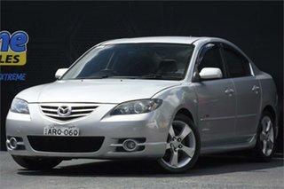 2004 Mazda 3 BK1031 SP23 5 Speed Manual Sedan.