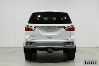 2018 Isuzu MU-X UC MY18 LS-U (4x4) White 6 Speed Auto Sequential Wagon