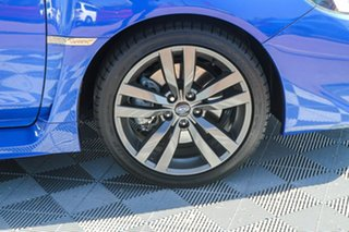 2016 Subaru WRX V1 MY17 Premium Lineartronic AWD Hyper Blue 8 Speed Constant Variable Sedan