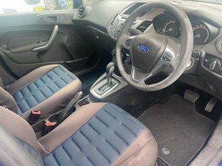 2014 Ford Fiesta WZ Ambiente PwrShift Blue 6 Speed Sports Automatic Dual Clutch Hatchback