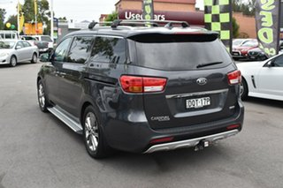 2017 Kia Carnival YP MY18 Platinum Grey 6 Speed Sports Automatic Wagon.