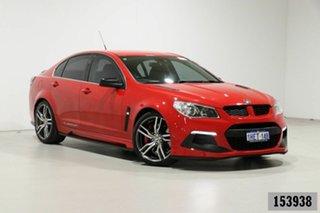 2015 Holden Special Vehicles ClubSport Gen F2 R8 LSA Sting Red 6 Speed Manual Sedan.