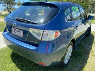 2010 Subaru Impreza G3 MY10 R AWD Blue 4 Speed Sports Automatic Hatchback