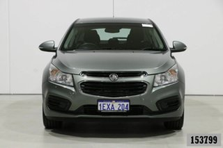 2015 Holden Cruze JH MY15 Equipe Grey 6 Speed Automatic Hatchback.