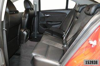 2015 Holden Special Vehicles ClubSport Gen F2 R8 LSA Sting Red 6 Speed Manual Sedan