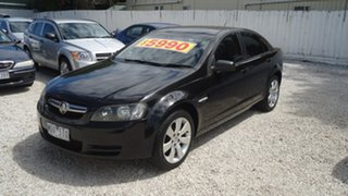 2007 Holden Commodore VE Lumina Black 4 Speed Automatic Sedan