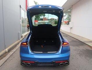 2020 Kia Stinger CK MY21 GT Fastback Blue 8 Speed Sports Automatic Sedan