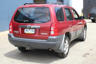 2005 Mazda Tribute Limited Sport Maroon 4 Speed Automatic Wagon