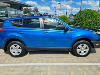 2018 Toyota RAV4 ASA44R GX AWD Blue 6 Speed Sports Automatic Wagon.
