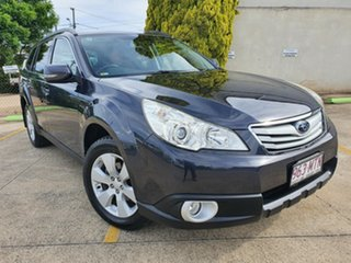 2010 Subaru Outback B5A MY10 2.5i Lineartronic AWD Grey 6 Speed Constant Variable Wagon.