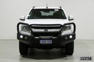 2017 Holden Trailblazer RG MY17 LT (4x4) White 6 Speed Automatic Wagon.