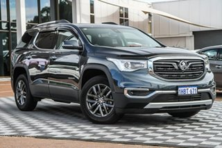 2019 Holden Acadia AC MY19 LTZ 2WD Dark Shadow Grey 9 Speed Sports Automatic Wagon