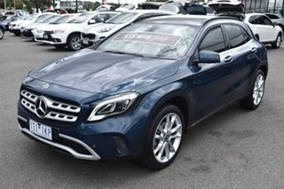 2019 Mercedes-Benz GLA-Class X156 809+059MY GLA180 DCT Blue 7 Speed Sports Automatic Dual Clutch